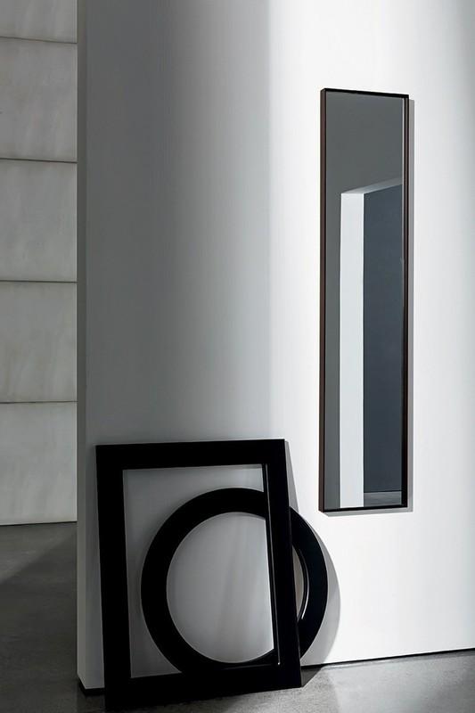VISUAL RECTANGULAR MIROIR 180X40 cm - Espace STEINER Design Contemporain