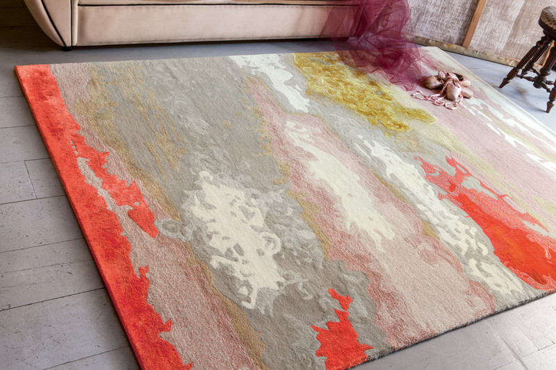 josty tapis serge lesage espace steiner design contemporain. Black Bedroom Furniture Sets. Home Design Ideas