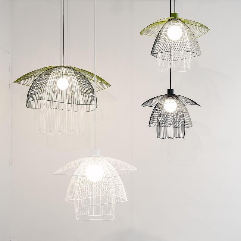 papillon suspension forestier espace steiner design contemporain. Black Bedroom Furniture Sets. Home Design Ideas