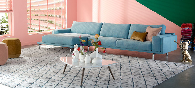 canap bellice leolux espace steiner design contemporain. Black Bedroom Furniture Sets. Home Design Ideas