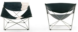 Fauteuil Butterfly Pierre Paulin Artifort Design Contemporain Caen