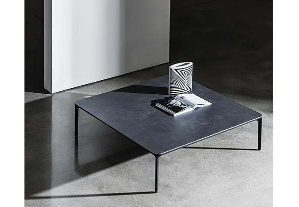 Italia Contemporain Table Design Slim Basse Espace Sovet Steiner 6yYbg7vf