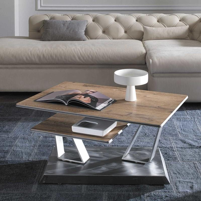 twist table basse ozzio espace steiner design contemporain. Black Bedroom Furniture Sets. Home Design Ideas