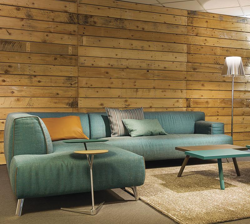 canap oscar leolux espace steiner design contemporain. Black Bedroom Furniture Sets. Home Design Ideas