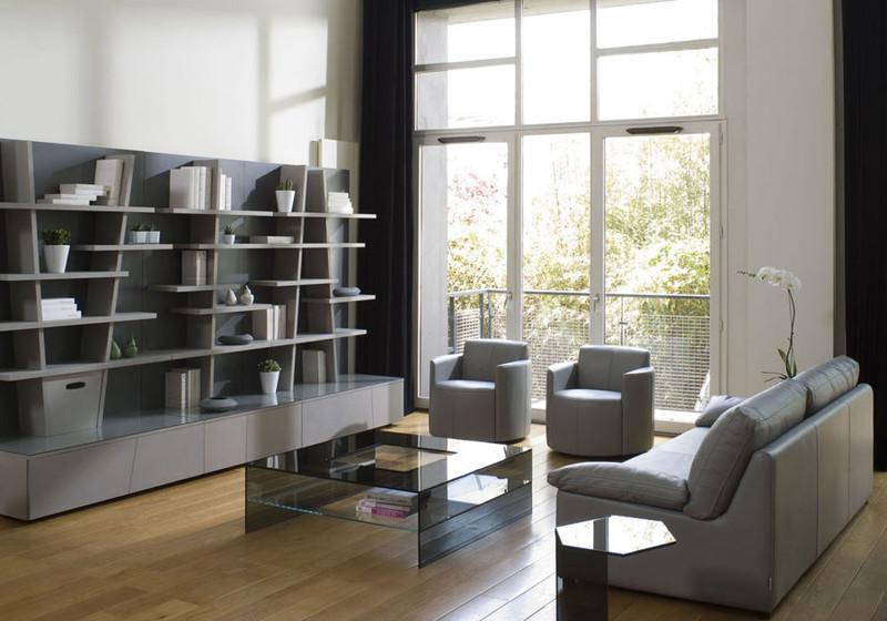 canap ikeda steiner espace steiner design contemporain. Black Bedroom Furniture Sets. Home Design Ideas