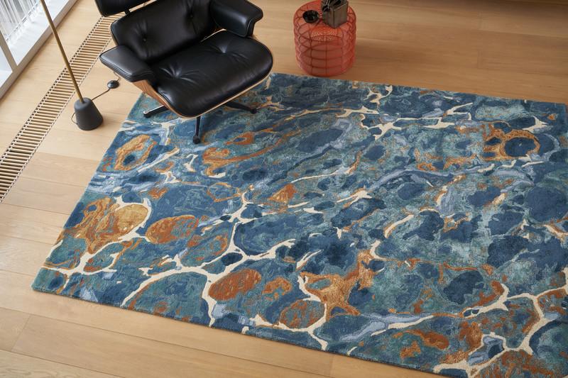 text tapis serge lesage espace steiner design contemporain. Black Bedroom Furniture Sets. Home Design Ideas