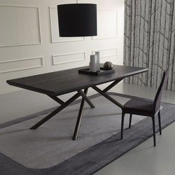 Random table extensible Ozzio Design Contemporain Caen