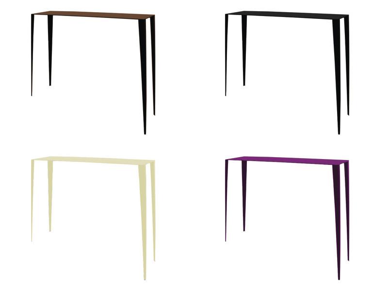 console grande soeur afd espace steiner design contemporain. Black Bedroom Furniture Sets. Home Design Ideas