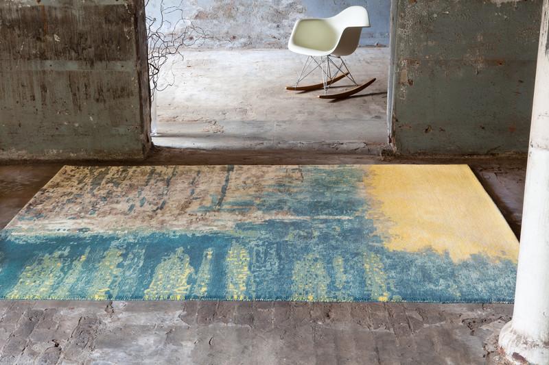 estampe tapis serge lesage espace steiner design contemporain. Black Bedroom Furniture Sets. Home Design Ideas