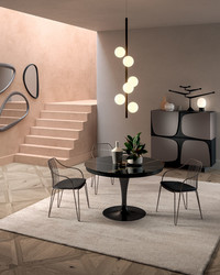 TABLE ECLIPSE Ozzio Design TABLE ECLIPSE  Design Contemporain Caen