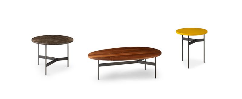 Leolux Basse Espace Steiner Design Table Tampa Contemporain 1JFTlKc