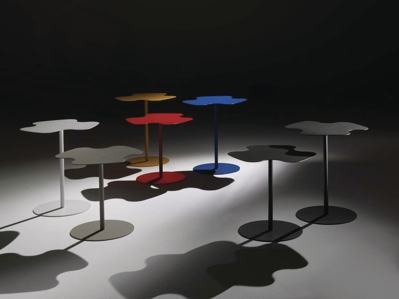 Table basse flower bontempi espace steiner design contemporain - Table bixi coffe par bontempi ...