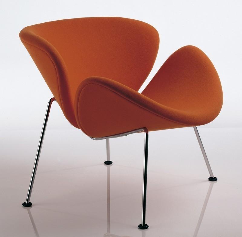 fauteuil orange slice artifort espace steiner design contemporain. Black Bedroom Furniture Sets. Home Design Ideas