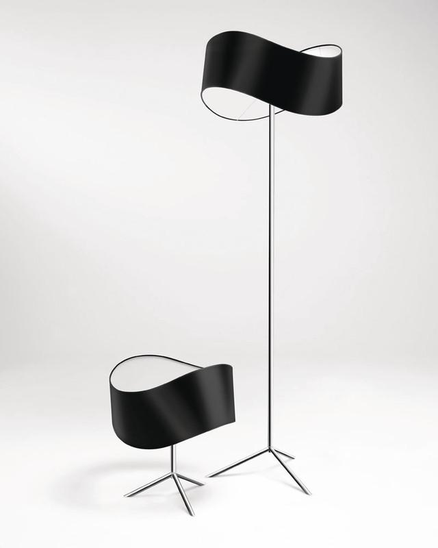 trio lampadaire steiner caen espace steiner design contemporain. Black Bedroom Furniture Sets. Home Design Ideas